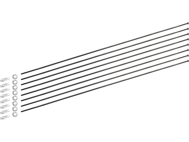 DT Swiss Spoke Kit für PR 1600 Dicut 21 mm DB